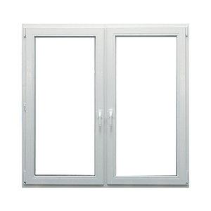 PVC fönster 2-luft (d-dk) 3-glas