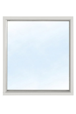 Fast fönster Trä/Alu 3-glas