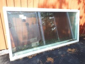 Bajcar PVC 3-glas Fast fönster