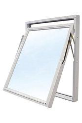 Vridfönster Trä 3-glas