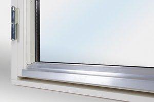 Polarfönster 2-luft 2-glas Vit